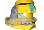 Oil-Dri L90894 Hazardous Material Spill Kit 17 Gal