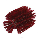 Resin-Set DRS®, Tank Brush, Polyester, 8-1/2 in, Red