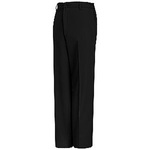 Work Pant, 65% Polyester / 35% Combed Cotton, White, Zipper with Button