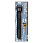 MagLite S3D015 Display Box Heavy-Duty 3-D Cell Flashlight, Black
