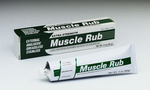 Muscle Rub Cream, 3 oz, Tube