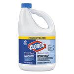 Clorox® CLO30966CT Liquid Germicidal Bleach 121 oz Bottles