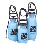 Dura Sprayer, 2 gal, Transparent