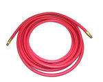 Adapta Flex Air Hose Red Rubber 3/8 200 PSI Gates Plant Master