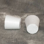 Plug Styrofoam, 1122 per Case