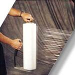 Stretch Film, Hand Wrap, 1500 ft, 18 in, 60 / 70 ga