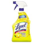 Lysol® RAC75352CT Liquid Antibacterial Spray Cleaner 32 oz Bottle