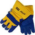 North® Insulated Gloves 70/6465NK, Leather/Canvas, Uncoated