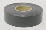 Electrical Tape, Vinyl, Gray, 3/4 in, 60 ft, 10 Rolls