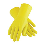 PIP Assurance® 48-L212Y Unsupported Gloves, Natural Latex Rubber