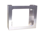 Stainless Steel Glove Dispenser Rack
