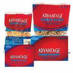 Alliance 26625 Advantage Rubber Bands, No 62, 450 Per Pound