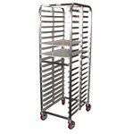 Welded Pan Rack, Aluminum