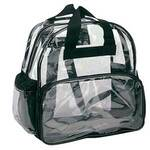 Clear Handbags & More CH-6005 Clear Vinyl Back Pack