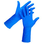 Eagle Protect Blue Diamond 9 Mil Nitrile Glove