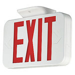 Hubbell Lighting LED Emergency Exit Sign