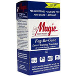 Magic® TW100DS Fog-Be-Gone Lens Cleaning Towelettes