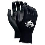 Economy Polyurethane Gloves, Nylon