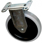 SpecialMade®, 5 in Fixed Caster with Gray Tread