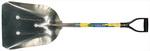 Union Tools®, Aluminum Scoop, 29 in, Aluminum