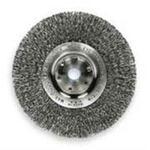 10-Inch Steel Wire Wheel Brush Weiler® 804-01250-12