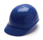 Pyramex Ridgeline Bump Caps 4-Point Guide Lock Suspension Blue HDPE