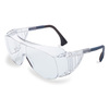 Uvex® S0112 Safety Glasses, Polycarbonate, Clear, Scratch-Resistant, Framed, Clear