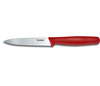 Victorinox 40502 4-in. Spear Point Paring Knife with Red Nylon Handle