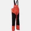 Freezer Bib Overall, Nylon Thinsulate, Red / Black, Medium