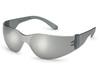 Starlite®, Safety Glasses, Polycarbonate, Gray, Anti-Fog|Scratch-Resistant, Frameless