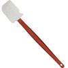 """Rubbermaid® High-Heat Red Rubber Scraper, 16.5"""""""