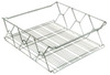 G.F. Frank and Sons Inc.® 2651 Stainless-Steel Chill Basket