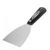 Hyde Tools® 01540 Black and Silver® Stainless-steel Joint Knife, 4""
