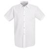 VF Imagewear® Chef Designs 5050WH White Poplin Cook Shirt