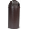 Rubbermaid Marshal® Classic 25 Gallon Trash Can Dome Top Lid 42 H