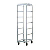 New Age Industrial 1263 Heavy Duty Aluminum 6-Lug Cart