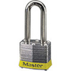 MasterLock 3LFYLW Safety Lockout Padlock Steel Keyed Different