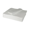 Absorbent Pad, Polypropylene, 73 gal/bale, White, 39 in, 33 in, Oil Only, 50 per Bale