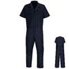 VF Imagewear® Red Kap® CP40NV Navy Blue Polyester Jumpsuit