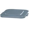 Rubbermaid FG353900 Square Brute® Container Lids, 40 Gallon