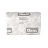 Kleenex®, Scottfold Towel, Paper, White, Folded