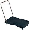 Rubbermaid® Triple Trolley Flatbed Utility Cart