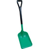 "Remco 6892SS Polypropylene Safety Shovel 10"" Blade"