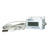 Digital Panel Mount Thermometer, -40 to +300 °F / -40 to +150 °C, LCD Display