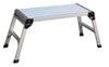 Vestil® AFSP-2 Folding Aluminum Step Platform Ladder