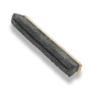 Carlisle 3602418 Flo-Pac Horsehair/Polypropylene Sweep, 18-Inch