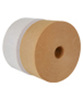 Central®, Carton Sealing Tape, Kraft Paper, 450 ft, 72 mm, 10 Rolls per Case