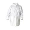 Kleenguard® A20, Lab Coat, SMS Fabric, White, Snap, Medium
