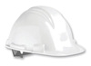 Honeywell North A79R Front Brim Hard Hat, White