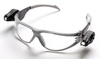 Light Vision, Safety Glasses, Polycarbonate, Clear, Anti-Fog